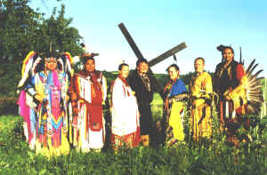 &quot;Dancing our prayers&quot; Team 2000
